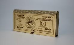 Коробочка доллар Салават Юлаев