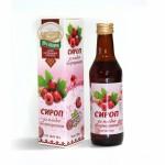 Сироп на плодово-ягодном сырье из плодов боярышника