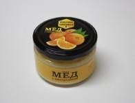 Крем-мёд с апельсином 300гр