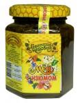 Мёд с изюмом (без косточек) 0,25
