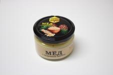 Крем-мёд с кедровым орехом 300гр