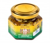 Мед для мужчин с семенами тыквы 130 г