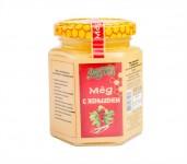 Мед с женьшенем 0,25 кг