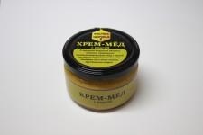 Крем-мёд с пергой 300гр